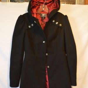 Hot Topic American Horror Story Coven Witch Coat L
